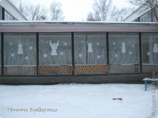 Фоторепортаж конкурса Снеговиков фото 19