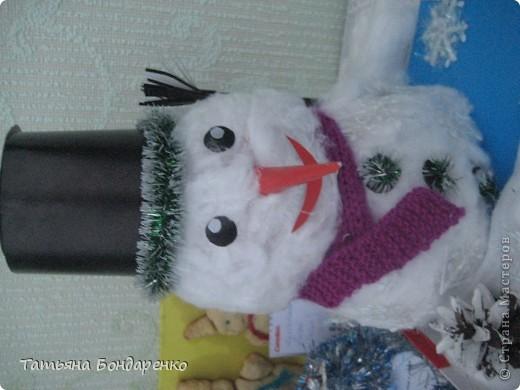 Фоторепортаж конкурса Снеговиков фото 9