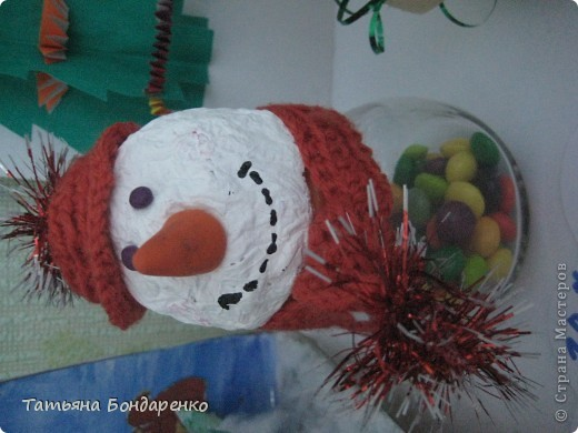 Фоторепортаж конкурса Снеговиков фото 15