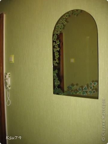 летом сменили обои в коридоре и домофон было решено украсить! фото 3