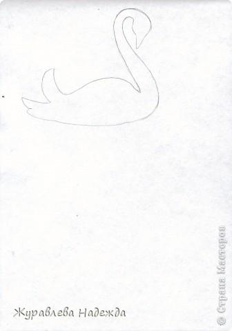 скоро у сестры свадьба, вот думаю сделать таких лебедей. фото 5
