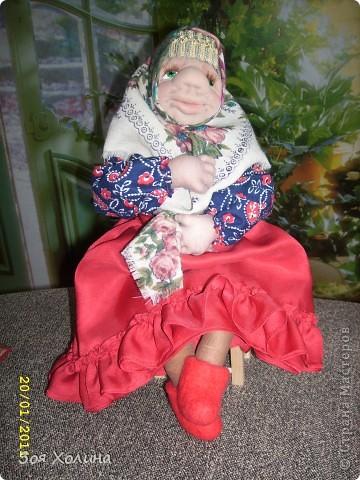 Замечательная бабушка Семеновна - хранительница счастья. В каждый дом принесет любовь и доброту, тепло и уют. фото 2