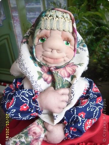 Замечательная бабушка Семеновна - хранительница счастья. В каждый дом принесет любовь и доброту, тепло и уют. фото 1