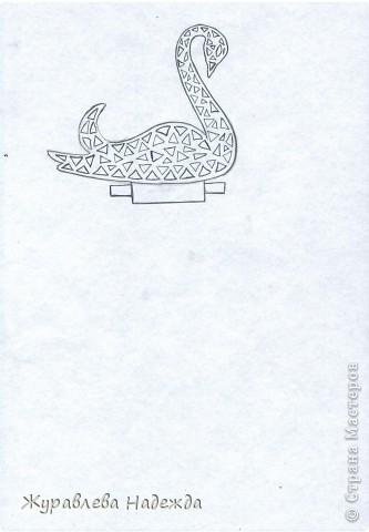 скоро у сестры свадьба, вот думаю сделать таких лебедей. фото 4