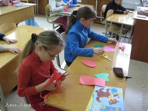 Таких сердечных мышек мы делали сегодня с ребятами. Спасибо мастерицам сайта за прекрасные идеи! МК http://stranamasterov.ru/node/47972 фото 2