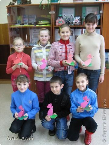 Таких сердечных мышек мы делали сегодня с ребятами. Спасибо мастерицам сайта за прекрасные идеи! МК http://stranamasterov.ru/node/47972 фото 5