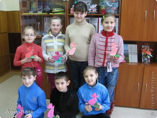 Таких сердечных мышек мы делали сегодня с ребятами. Спасибо мастерицам сайта за прекрасные идеи! МК http://stranamasterov.ru/node/47972 фото 1