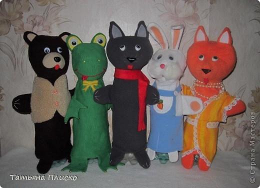 Кукольный театр фото 1