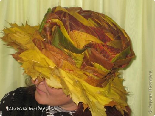 Мастер класс по изготовлению Шляпы фото 21