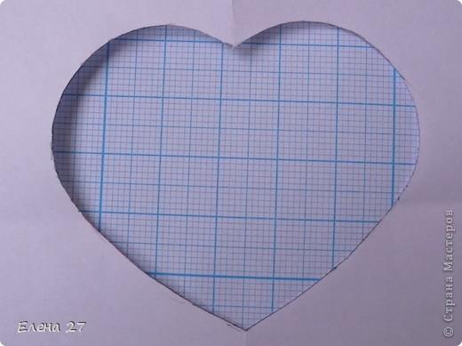 Мастер-класс Валентинов день Свадьба Киригами pop-up МК Сердце в руках Бумага фото 2