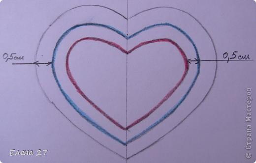 Мастер-класс Валентинов день Свадьба Киригами pop-up МК Сердце в руках Бумага фото 3