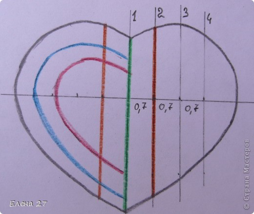Мастер-класс Валентинов день Свадьба Киригами pop-up МК Сердце в руках Бумага фото 8