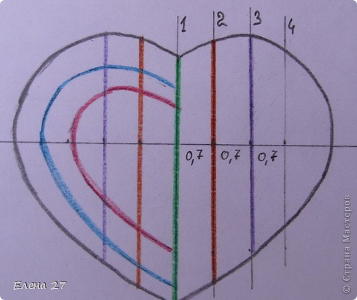 Мастер-класс Валентинов день Свадьба Киригами pop-up МК Сердце в руках Бумага фото 11