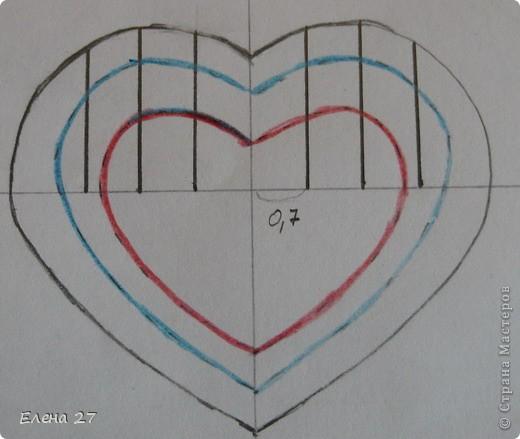 Мастер-класс Валентинов день Свадьба Киригами pop-up МК Сердце в руках Бумага фото 18