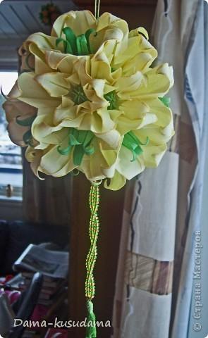 Желтые лилии фото 2