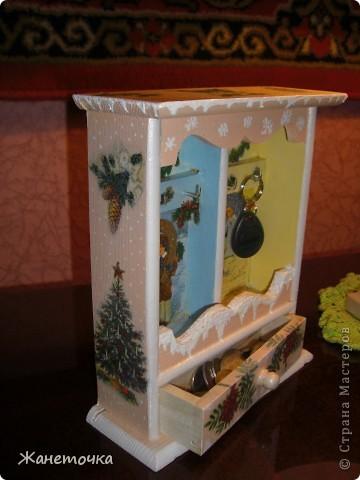 Ключница в подарок фото 2