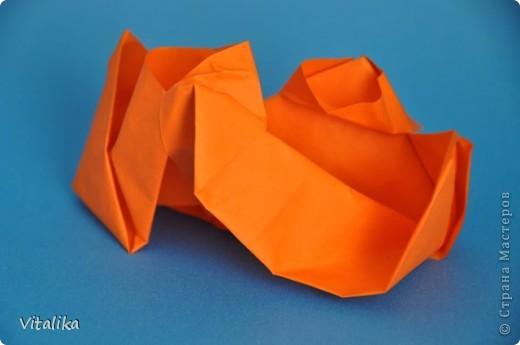 Вот такие красавицы у нас получились из трубочек от бумажных полотенец и упаковки от яблок. фото 6