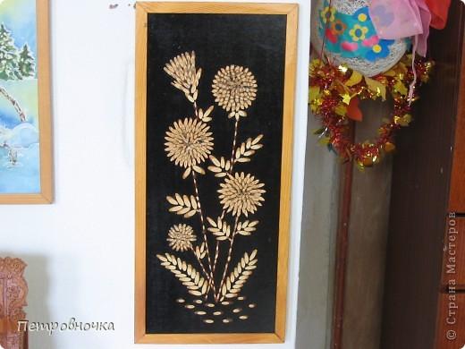 Рисунок тканью по пенопласту. как правильно назвать эту технику не знаю. фото 4
