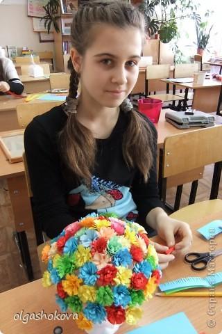 Букетики моих учениц фото 5