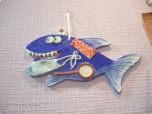 """Рыба """"Демон""""-рыбка """"Ангел"""" фото 2"""