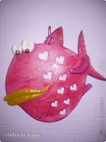Анжелина Джоли и Рыб который в неё влюблён) фото 3