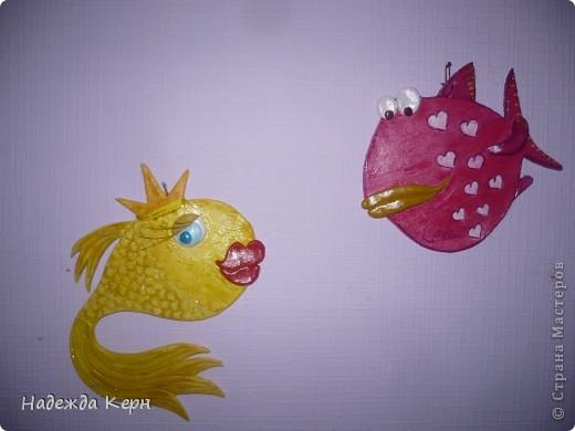 Анжелина Джоли и Рыб который в неё влюблён) фото 1