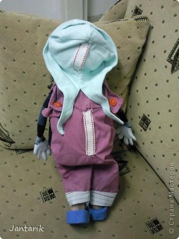 Ещё одна настольная кукла. фото 2