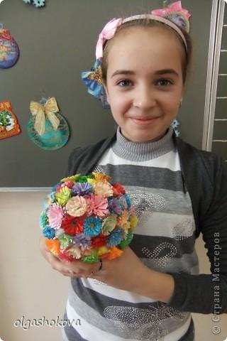 Букетики моих учениц фото 7