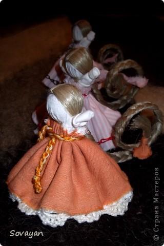 "мои куколки - обереги "" ProstoDelkino.com - поделки своими руками."