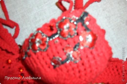 Очень люблю красное - всегда нарядное фото 2