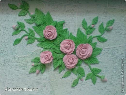 Панно. Розы фото 1