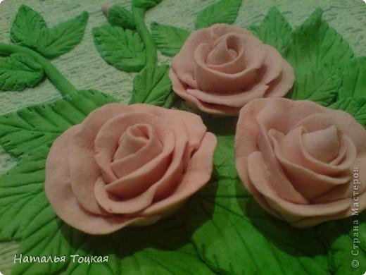 Панно. Розы фото 2
