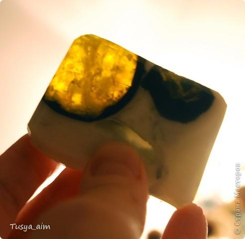 Мыльный камень, первый опыт фото 2