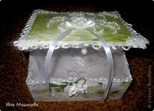 Коробочка в подарок! фото 1