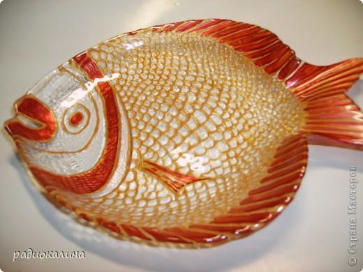 Вот такую золотую рыбку хочу подарить всем своим друзьям-рукодельницам, знакомство с которыми принесло в мою жизнь много новых перемен. фото 3