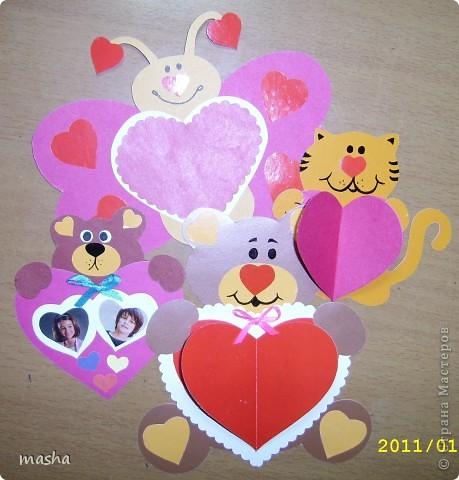 Детские валентинки фото 1