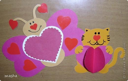 Детские валентинки фото 3