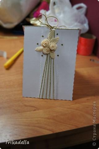 Это открытка на день рождения одной милейшей девушке.  фото 3