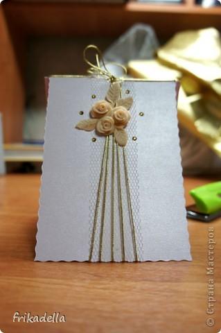 Это открытка на день рождения одной милейшей девушке.  фото 1