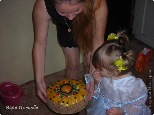 торт дочке