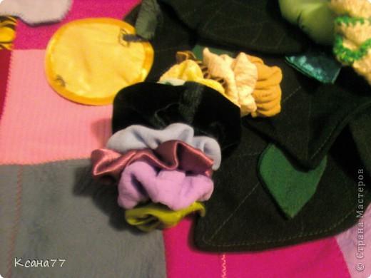 Вот сшила коврик для сынули. На сайте представлено много развивающих ковриков, решила показать свой.  фото 12