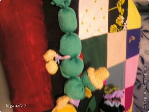 Вот сшила коврик для сынули. На сайте представлено много развивающих ковриков, решила показать свой.  фото 9