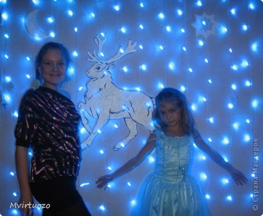 Это украшения на стенку для маленького племяшки - Новогодняя лесная сказка :) фото 4