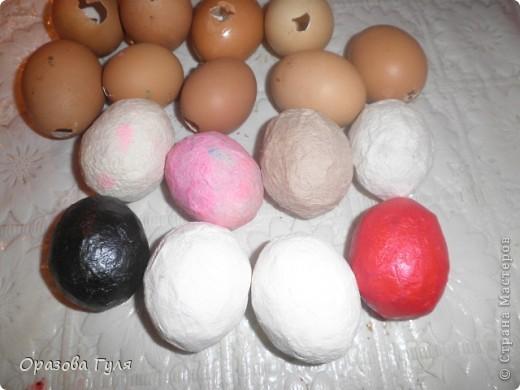 Пасхальные яйца расшитые бисером + мини мк. фото 13