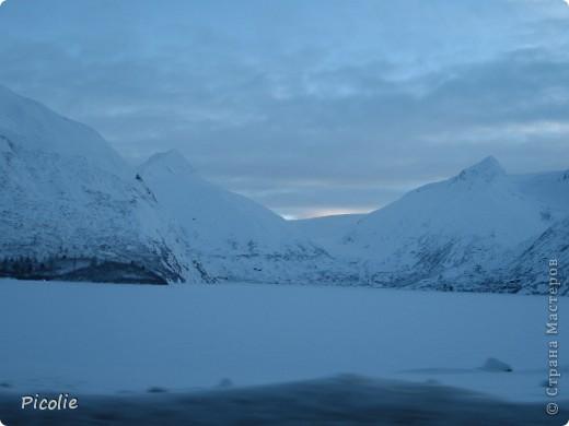 Вот такие льдины. фото 14