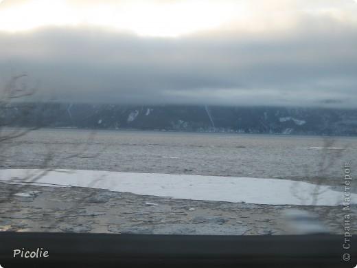 Вот такие льдины. фото 1