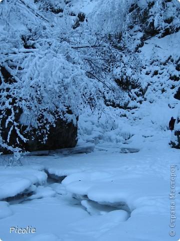 Вот такие льдины. фото 19