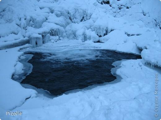 Вот такие льдины. фото 21