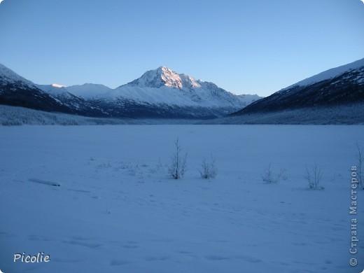 Вот такие льдины. фото 22