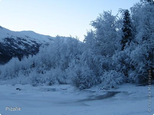 Вот такие льдины. фото 23